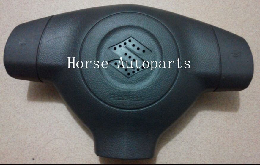 Airbag Cover for Suzuki Swift SX4 Driver steering wheel Airbag Cover(China (Mainland))