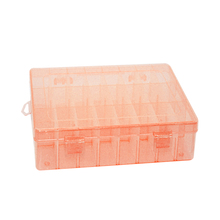 Buy HOT selling multi function Hard Plastic Plastic 24 Slots Adjustable Jewelry Storage Box Case Craft Organizer Beads high for $3.02 in AliExpress store