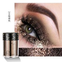Diamante Brilha e Brilha Lantejoula Glitter Maquiagem Sombra para Os Olhos da Cara Do Corpo fácil de Usar Manter o Profissional Da Beleza do partido do Festival(China)