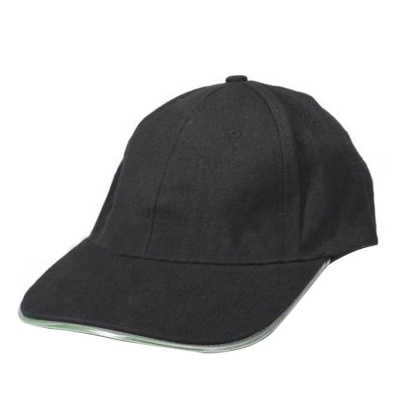 led baseball cap visor light promotion shop for