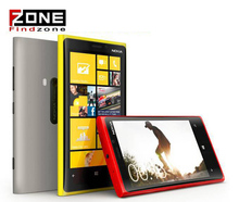 Free Shipping Original Lumia 920 Unlocked Nokia 920 Windows Mobile Phone ROM 32GB 8.7MP GPS WIFI Bluetooth(China (Mainland))