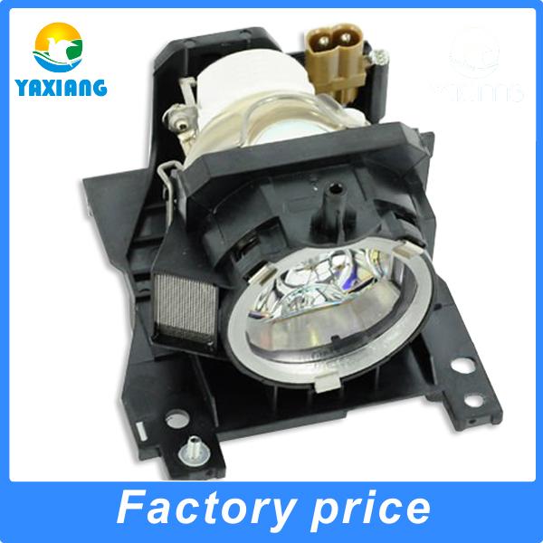 Фотография Compatible Projector lamp for Hitachi CP-X200 CP-X205 CP-X417 ED-X30 ED-X32 CP-X300WF CP-X417WF HCP-800X HCP-80X HCP-880X