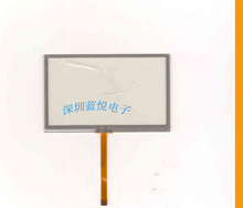 4.3 resistive touch screen 103 63 40-core touch screen line resistor touch