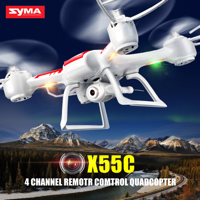 SYMA X55G X55C drone with Camera HD X55 Drone without Camera 4CH 6-axis aerial vehicle UAV RC aircraft similar X5C Kids Toys(China (Mainland))