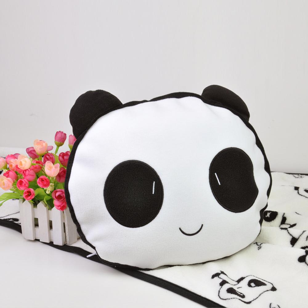 Popular panda fleece fabric buy cheap panda fleece fabric for Cobertor para sofa