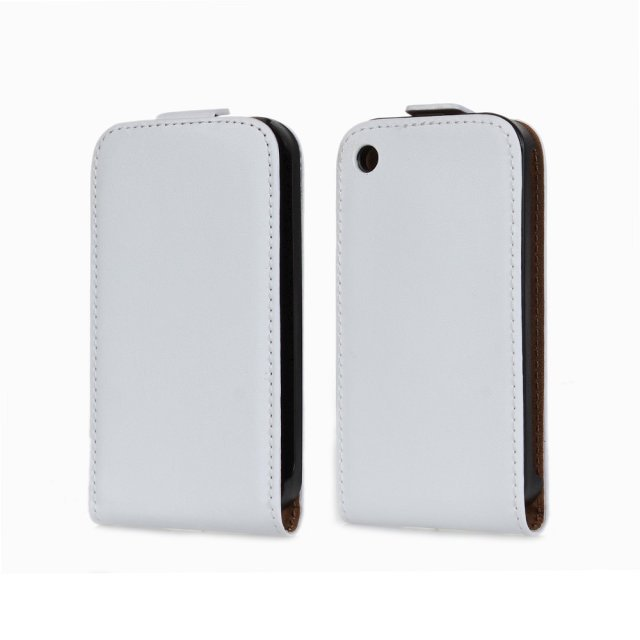 Chinagoodsell- for Classical style iPhone3 3g 3gs cowhide mobile phone protection case shell! Pure cowhide high-end handmade!(China (Mainland))