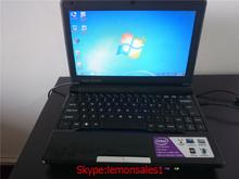 Free Shipment 10 inch Mini Laptop In tel Atom 1 80GHz 4GB DDR3 Ram 500GB HDD