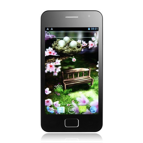 "JIAYU G2 MTK6577 Android 4.0 Dual Core 1.0GHz 1G RAM 4G ROM 4.0"" IPS Capacitive Screen 8.0MP GPS JY-G2 3G Mobiles"