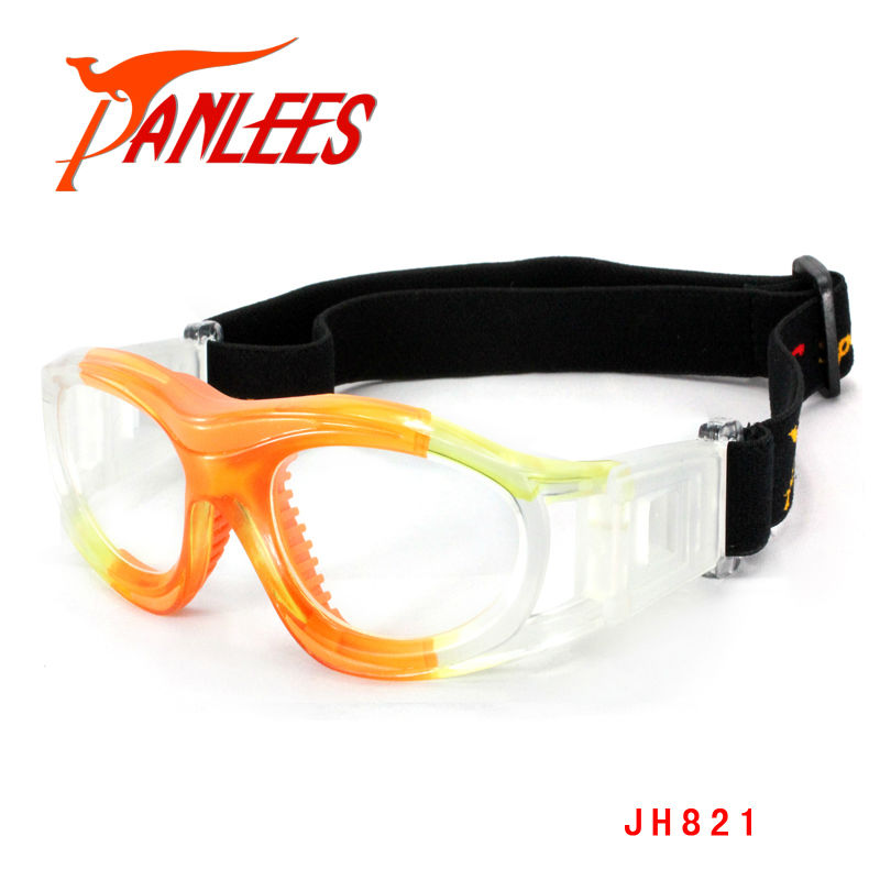Panlees Kids Goggles Sports Safety Glasses Eyeglasses Racquetball Rugby Soccer Handball Basketball Prescription Goggle Children  -  Guangzhou Jiahao Factory store