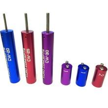 Куро Koiler провода намотки Инструмент CW-20 + CW-25 + CW-30 кремнезема Вика готовых Сварные Провода — NR-R-NR Vaping намоточные Jig Tool