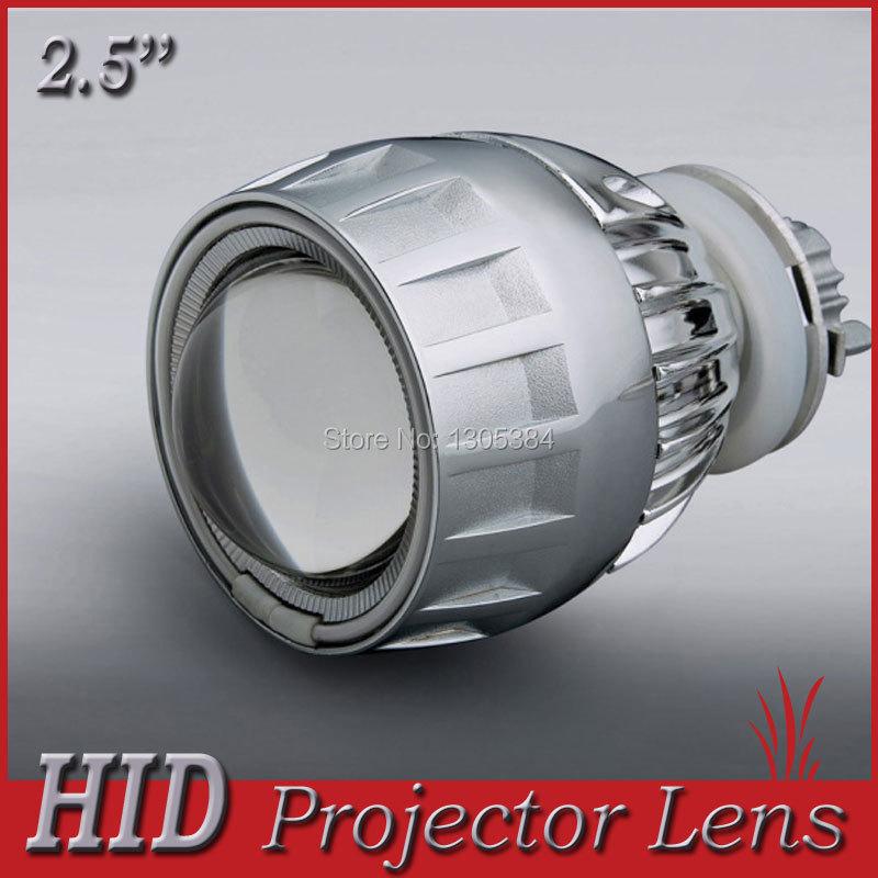 Неоновые кольца Angel Eyes Brand New 35W 2.5' BXenon H4 H7 H1
