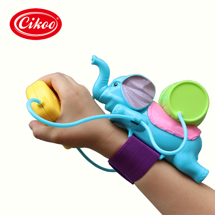 Lovely elephant design Spray Water toy Children swimming toys Boy girl water squirt gun free shipping(China (Mainland))