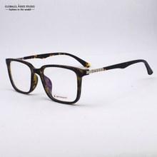 Last&New Design Demi Brown Color Carmim Fashion Classic Female Eyewear Glasses Optical Eyeglasses Frame BFT0033
