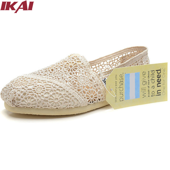 2015 New Summer Flats Lace Flower Cut-outs Ballet Women Flats Breathable Women Shoes Loafers Espadrilles Boat Shoes XWA0097-5(China (Mainland))