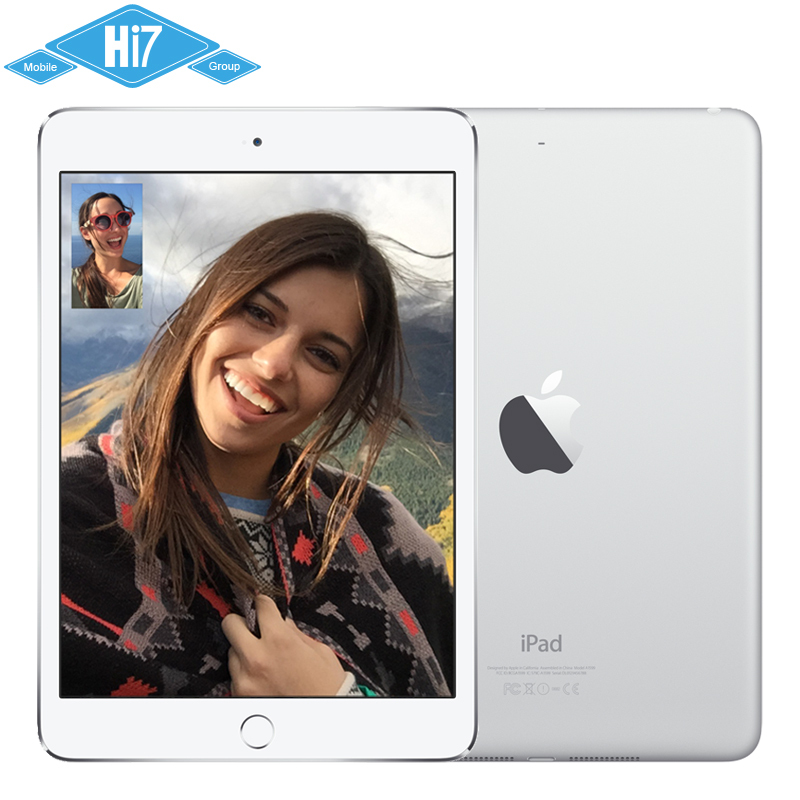 Brand New Original Apple iPad Mini 3 Tablet PC 7.9 inches 2048x1536 Dual Core Apple A7 Free Shipping(China (Mainland))