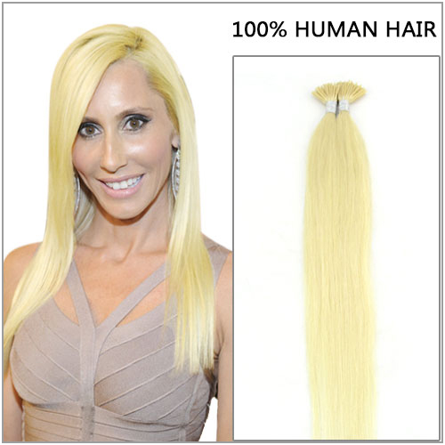 Hair Extensions With Blonde Tips Tip Human Hair Extensions