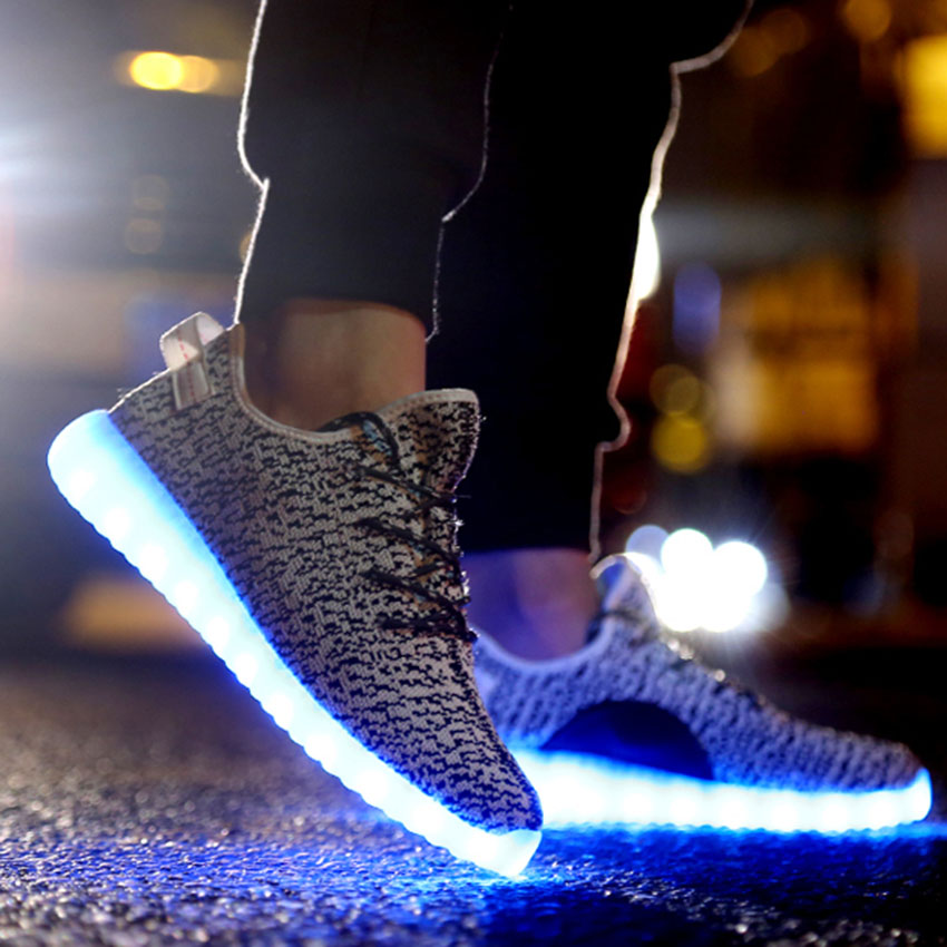 Awesome   Nike Shoes Outlet Nikes Sneakers Glow In The Dark Light Kicks