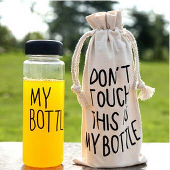 Бутылка для воды My