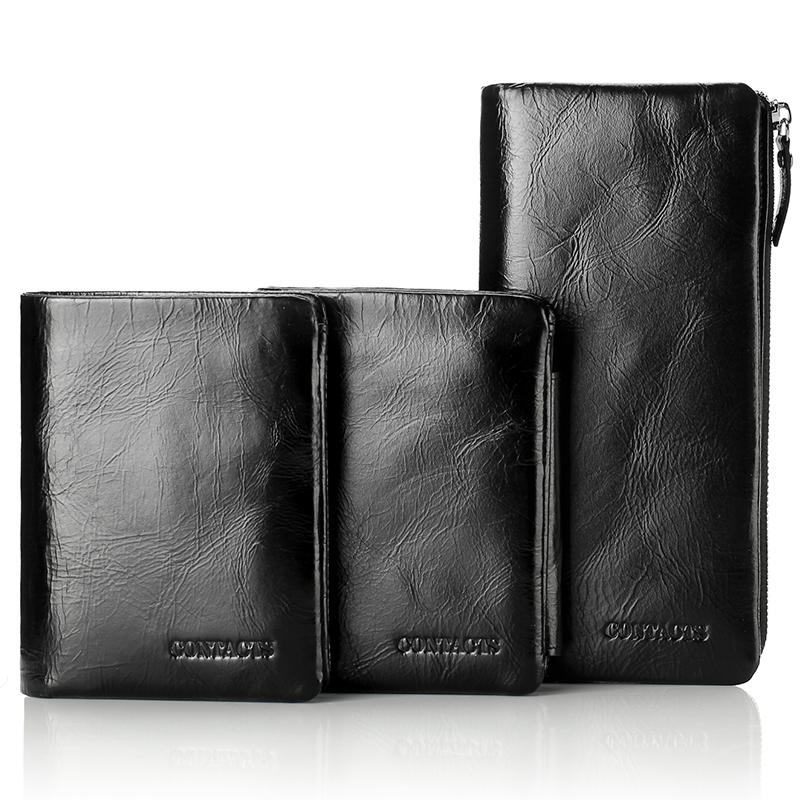 Guarantee Genuine Leather 2015 New Classical Vintage Style Men Wallets Wallet Fashion Brand Purse Card Holder Wallet Man M1002(China (Mainland))