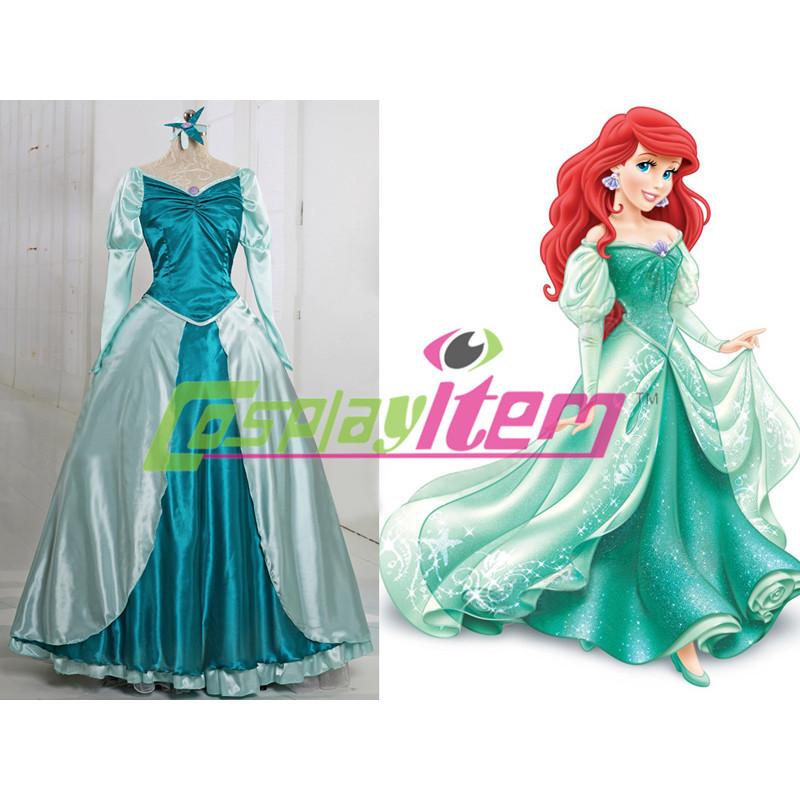 Popular Adult Ariel Mermaid Costume Aliexpress