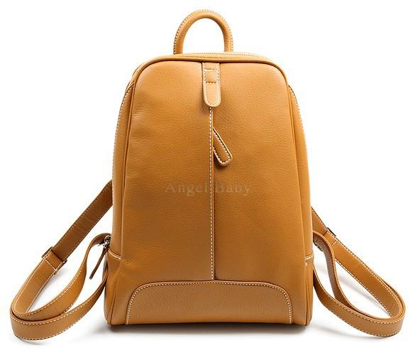 Bolsa De Viagem Feminina Couro : Mulheres mochila de couro mochilas femininas sacos