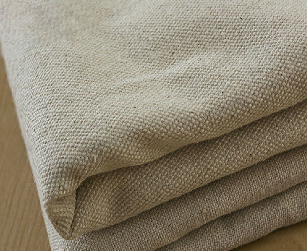 Natural color canvas fabric,Thick canvas for diy,cotton canvas for bag accessories(ss-4539)(China (Mainland))