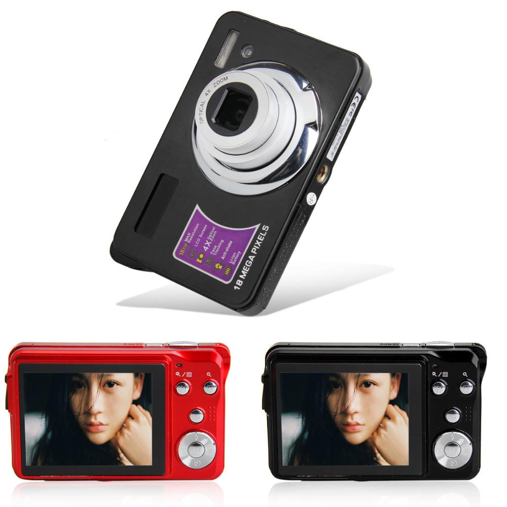 "DC5800 18MP 2.7"" 4X Digital Optical Zoom HD TFT LCD Digital Camcorder Camera DV High Quality(China (Mainland))"