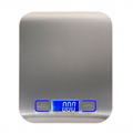 5000g 1g Digital Scale Cooking Measure Tool Stainless Steel Electronic Weight Scale LCD Display Kitchen Scale