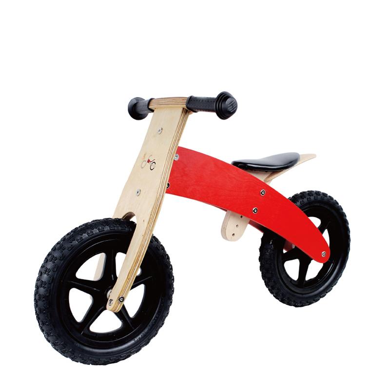 l 39 quilibre des enfants v lo enfants v los en bois en bois jouets poussette b b avec roues en. Black Bedroom Furniture Sets. Home Design Ideas