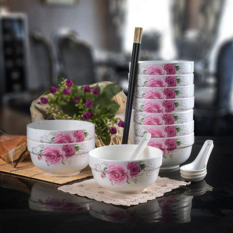 com buy hot sale cheap porcelain dinnerware set chinese bone china
