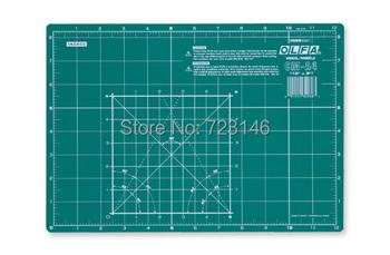 A4 OLFA Gridded для высечки комплект 30 см X 21 см обрезанные OLFA A4 MATmost подходит для хобби работы судов двусторонняя использование дюймы / см