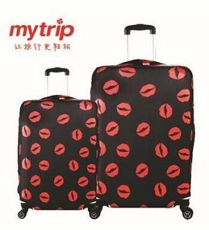 Бесплатная доставка 2016 новый поездки багаж чемодан защитный чехол стрейч относятся ...