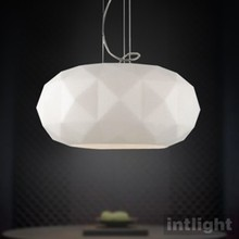 Free Shipping Dia 50cm Deluxe diamond pendant lights Glass pendant lamp Modern dining room lighting fixtures PL265(China (Mainland))