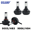 Oslamp 9005 HB3 9006 HB4 CREE chips LED Car Headlight Blub 40W Auto Led Headlights Fog