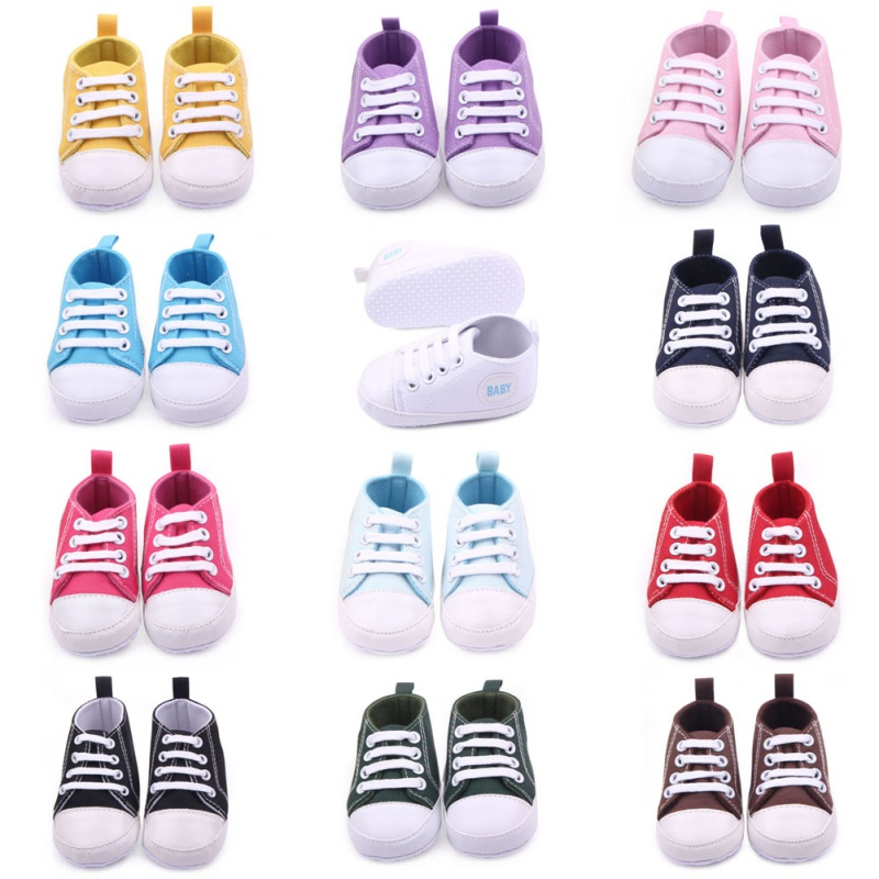 new flower soft sole baby shoes newborn infant first wa