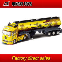 QYTOYS QY0202D 1:32 6CH R/C container gas truck with lights and sounds(China (Mainland))