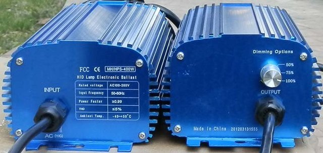 HPS/MH 400W dimming Electronic Ballast