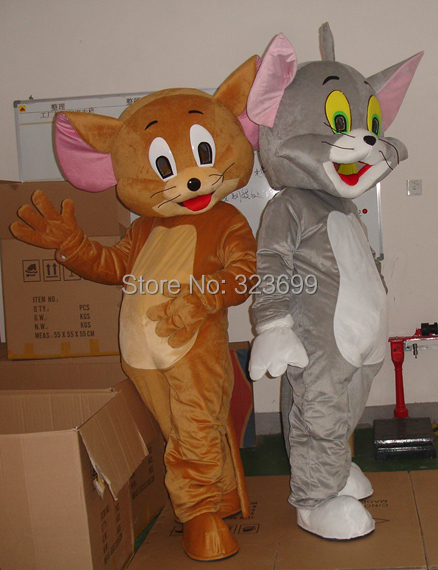 how to make a tom and jerry costume