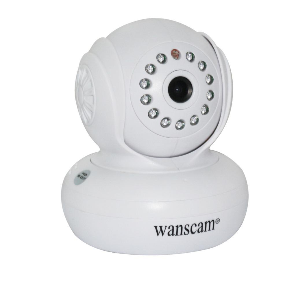 JW0005 black WANSCAM CAM products Watch Wireless PTZ Indoor Network Camera(China (Mainland))