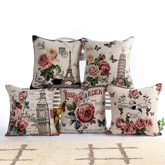 Outdoor cushions and pillows outdoor yellow and white - Cojines para sillas ...