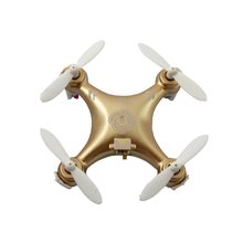 F15054/7 Cheerson CX-10A Mini Headless Mode Professional Pocket Quadcopter Drone 2.4G 4CH 6 axle Mini RC Helicopter RTF CX10A