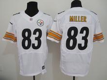 Stitiched,Pittsburgh Steelers Antonio Brown Ben Roethlisberger Heath Miller James Harrison Jerome Bettis Maurkice Pouncey(China (Mainland))