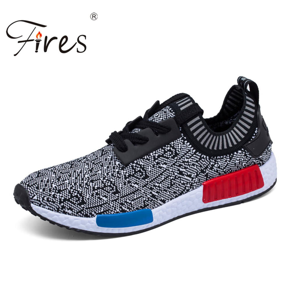 Men Women sport running Shoes 2016 Summer Latest Fashion Air Breathable Shoes Men Lacing Mens Jogging Flat Shoes Plus Size(China (Mainland))