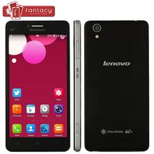 "Original Lenovo A858t A858w MT6732 Quad Core 1.5GHz FDD LTE 4G WCDMA 3G Android 4.4 5"" FHD 1280*720P 13MP Dual Sim Mobile Phone(China (Mainland))"