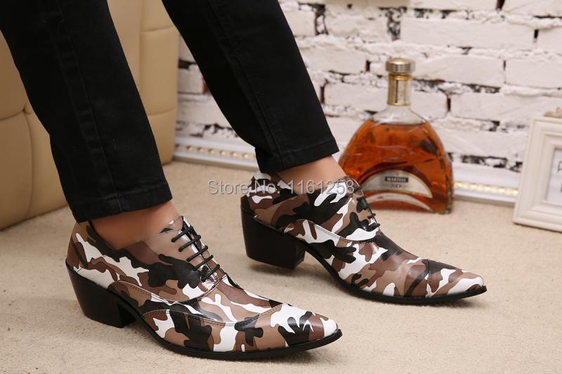 mens camo dress shoes images