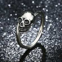 Buy V.Ya 2017 925 Sterling Silver Ring Skeleton Fine Fashion Romantic Valentine's Gift Men Special Jewelry Women Gift Free for $11.03 in AliExpress store