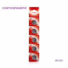 Buy Wholesale 1lot/100pcs CR1620 ECR1620 1620 Button cell 3V Lithium coin Battery Watch,Cosmosnewland Battery 100pcs CR1620 for $11.95 in AliExpress store