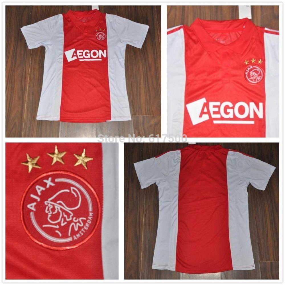 Uniforme Futbol Canada Uniformes de Fútbol Ajax