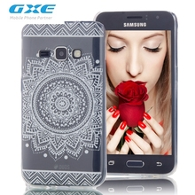 Buy GXE Phone Case Samsung Galaxy J1 2016, Anti-knock Phone Bag Galaxy Express 3 J120A J120F Cover Soft TPU Mandala Style for $4.99 in AliExpress store
