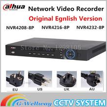 Buy Original egnlish version dahua POE NVR 8/16/32CH 1U 8PoE Network Video Recorder NVR4208-8P NVR4216-8P NVR4232-8P for $280.00 in AliExpress store